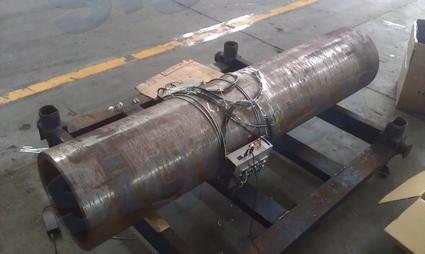 湖南特力使用本设备进行动态应力测试